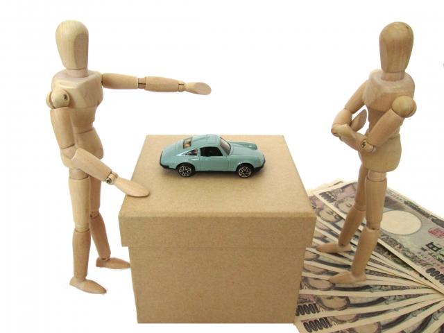 車を高額で売却するために@迷惑電話を避けてうまく売却する