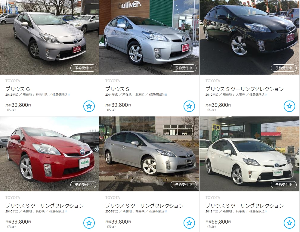 車選び ポイント 燃費