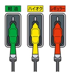dカーシェア ガソリン